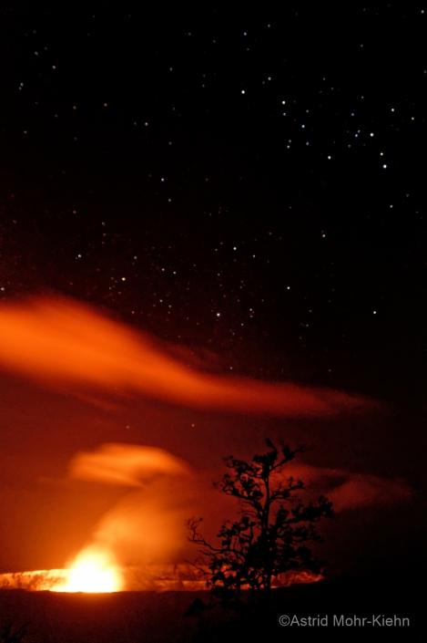 02 Hawaii 2 Halemaumau and the Stars